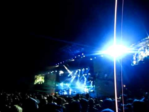 Muse- starlight (only the end) Austin City Limits 2010