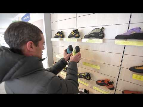 How to choose your climbing shoe - Part 1