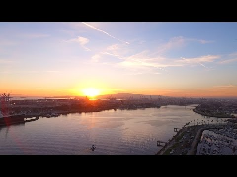 Long Beach | 4k