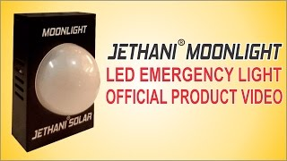 Jethani Moonlight Led Emergency Light Official Product Video