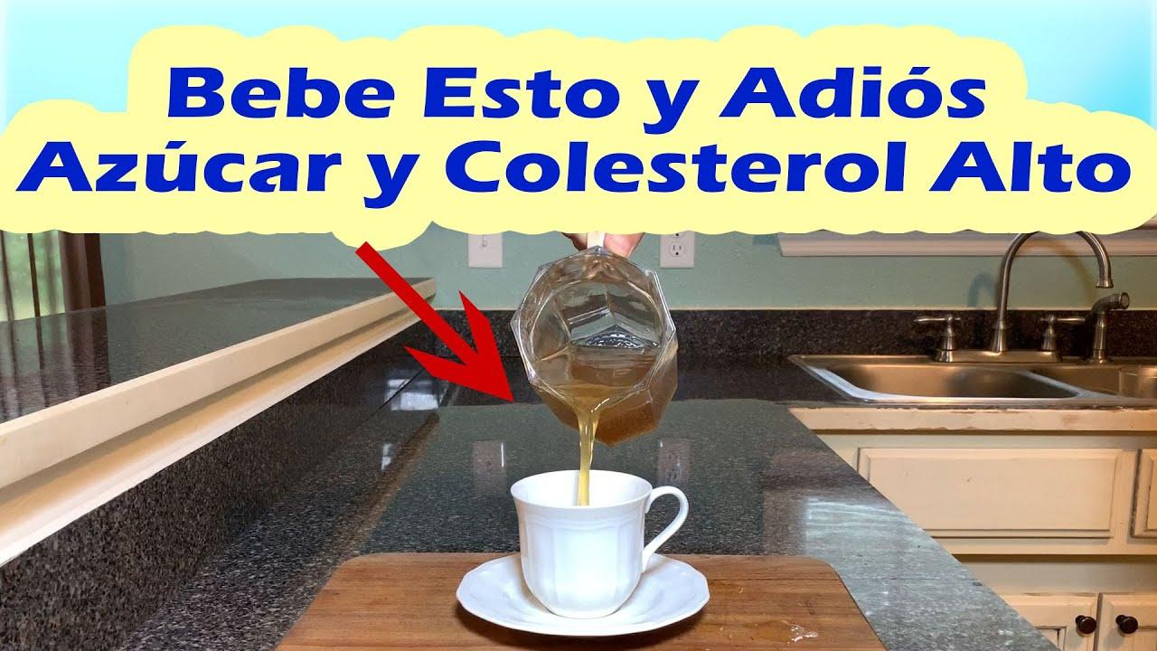 Colesterol de el azucar