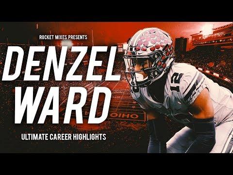 "Ohio State CB Denzel Ward - ""Hurt My Feelings"" || Career Highlights"