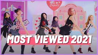 [TOP 100] MOST VIEWED K-POP MUSIC VIDEOS OF 2021 | APRIL WEEK 3