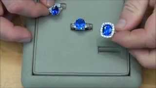 HANDMADE SAPPHIRE RINGS: What to look for when buying a sapphire.