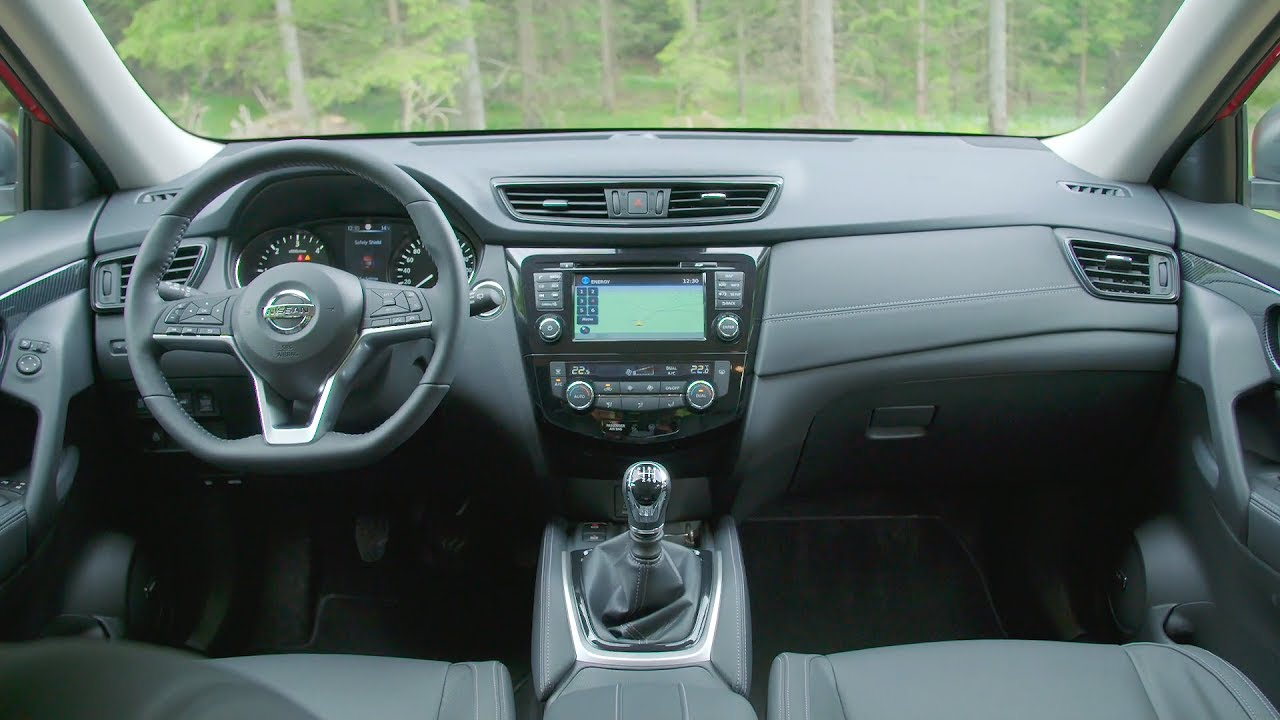 2018 nissan x trail interior youtube