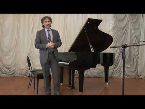Творческая встреча с Евгением Михайловым