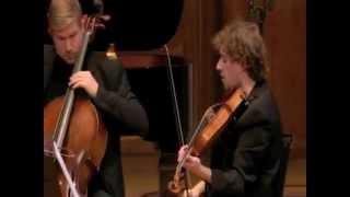Brahms Piano Quintet op. 34 f minor 2. Andante, un poco adagio (Hadland/ Signum Quartet)