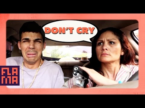 Thumbnail: Driving With My Mexican Suegra