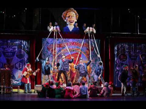 AUDIO ONLY] Billy Elliot - Merry Christmas Maggie Thatcher M é ...
