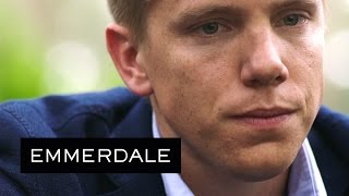 Emmerdale - Robert Finally Opens Up About His Bisexuality