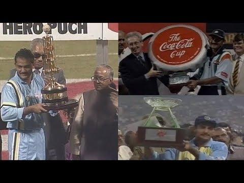 Top 5 Greatest ODI Series Wins for India under Azharuddin's Captaincy | ORIGINAL CAPTAIN COOL!!