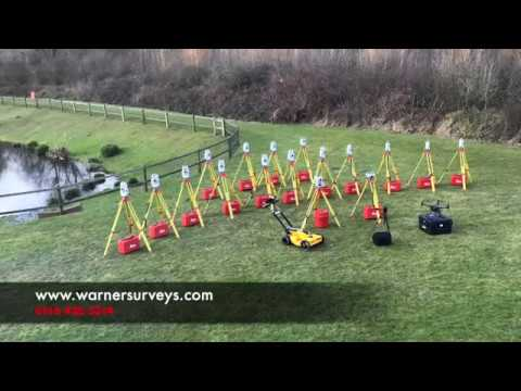 Warner Surveys - New Equipment Day