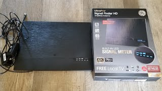 HOW TO CONNECT AN OVER THE AIR TV ANTENNA TO YOUR TV | Clear TV - HDTV Digital Indoor Antenna