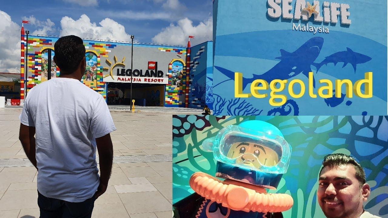 Sea life legoland Malaysia - YouTube