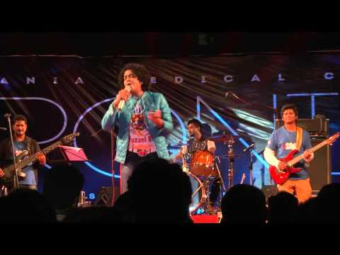 Naresh Iyer Live - PREMINCHE PREMAVA Unplugged@ BEATS 2014, Osmania Medical College, Hyd Mp3