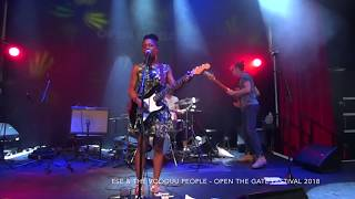 Ese & The Vooduu People LIVE at Open The Gate Festival 2018