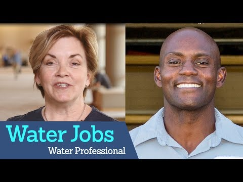 How To Get A Job As A Water Operator