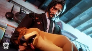 JOHN WICK'S ORIGIN STORY *NEW SEASON 9* (A Fortnite Short Film)