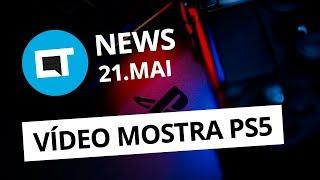 Falha no Hotmail; Sony mostra poder do PS5; DJI na mira dos EUA e+ [CT News]