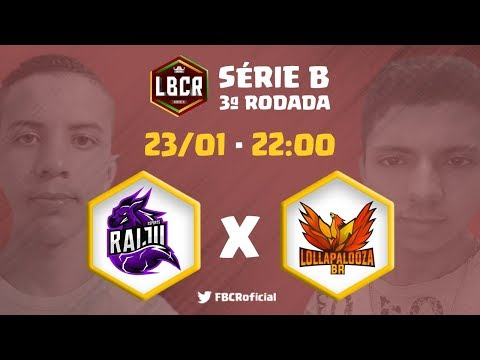 Liga Brasileira De Clash Royale Raiju Esports Vs Lollapalooza 3º Rodada Serie B Youtube Unboxing razer raiju ultimate and tournament edition controllers. youtube