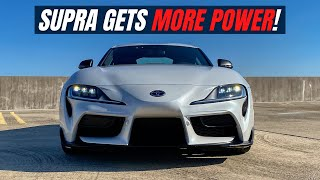 2021 Toyota Supra 3.0 In-Depth Review - More Power. Why Not?