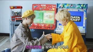 JIMIN and TAEHYUNG (BTS) The friendship is so beautiful