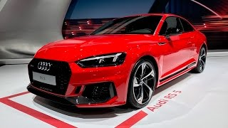 2018 Audi RS5 – Redline: First Look – 2017 NYIAS