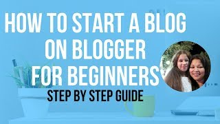 how to make a blog on google