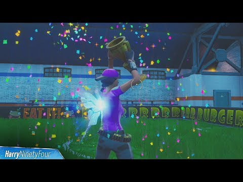Score A Goal On An Indoor Soccer Pitch Location Guide - Fortnite (Overtime Challenge)