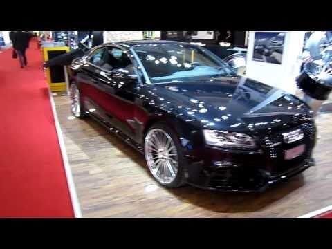 Autosalon Genf: Audi RS5, AEZ-Felgen