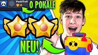 2 NEUE STARPOWERS GEZOGEN! 0🏆-Troll Account • Brawl Stars deutsch
