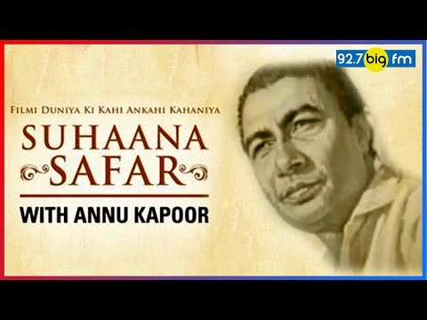Sahir Ludhianvi And His Untold Tragic Story!! | Suhaana Safar with Annu Kapoor