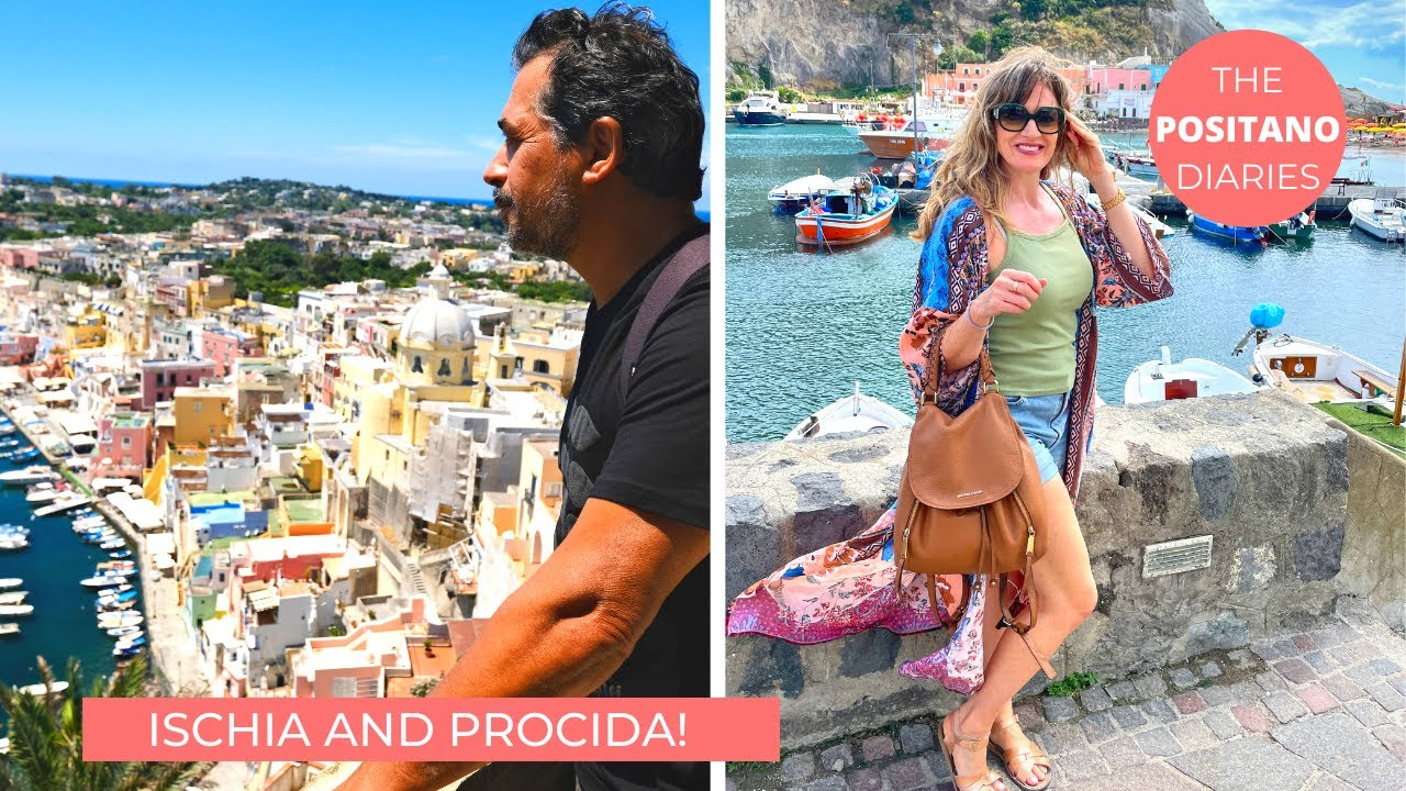 WHAT WE DID ON ISCHIA AND PROCIDA! | The Positano Diaries EP 130