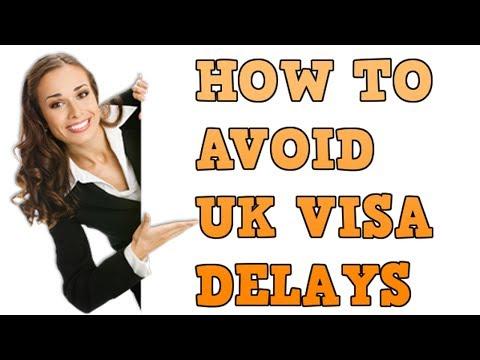 UK VISA DELAYS: TOP 6 REASONS |UK VISA|UK IMMIGRATION|UKVI|UKBA|2018 HD