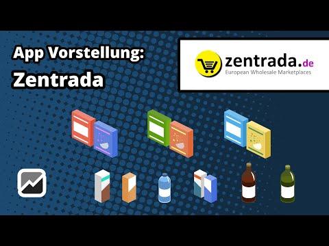 tricoma - Anbindung an Zentrada