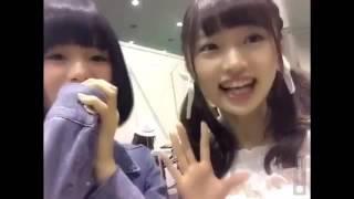 りかっぱ(中井りか&高倉萌香)から、インテックス大阪にお越しの皆様へ...