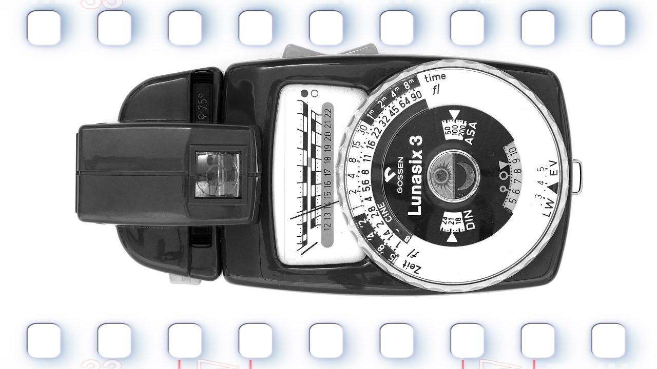 Belichtungsmesser Weimerlux Weiss Belichtungsmesser Foto & Camcorder