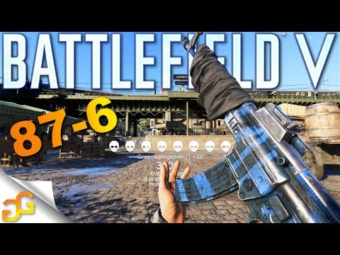 Pre-nerfed STG 44 was Overpowered - Battlefield 5 Gameplay thumbnail