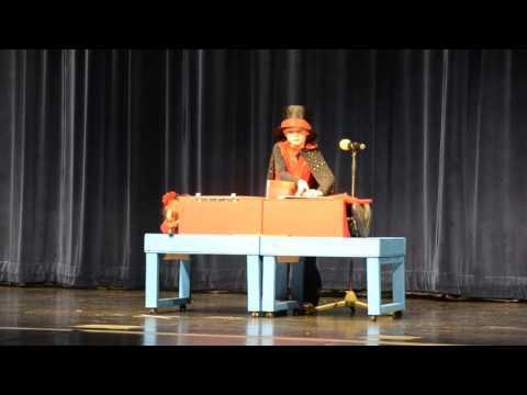 Second Grade Magician Cuts a Girl in Half thumbnail