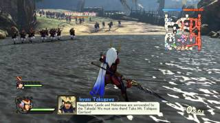 Samurai Warriors 4 II - Clash of Wills Ep 1 - Battle of Nagashino