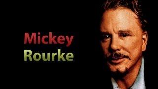 Как Менялись Знаменитости.Микки Рурк / Mickey Rourke