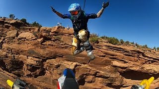 GoPro: Moto BASE Jump