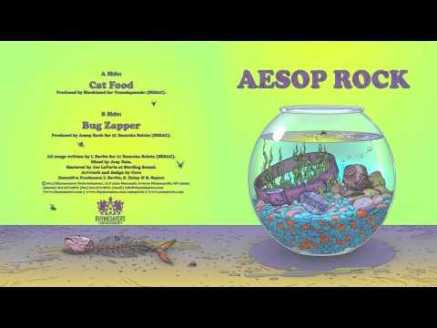 Aesop Rock - Cat Food (prod. by Blockhead)