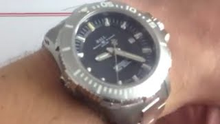 Gambar cover Ball Engineer Hydrocarbon Deepquest 3000M Luxury Watch Review