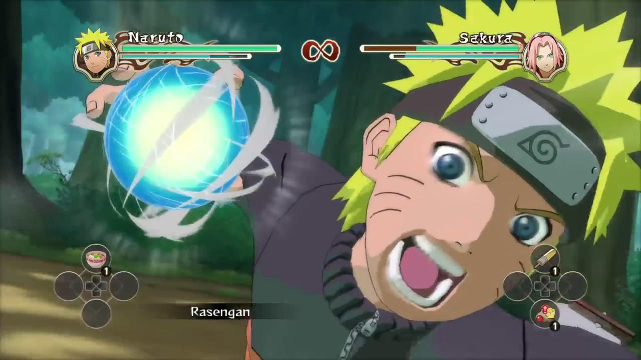 Naruto shippuden ultimate ninja storm 2 remastered