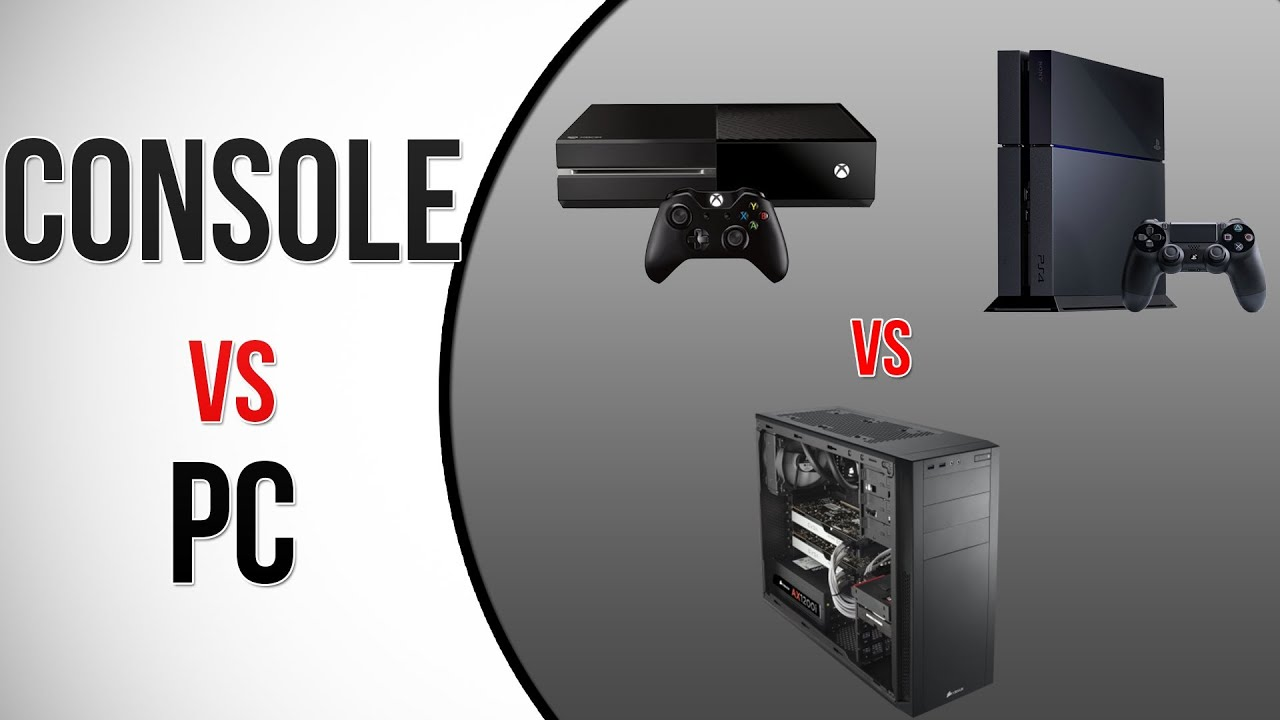 PC vs Console: A Full In Depth Look (1080p) - YouTube
