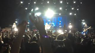 Don't stop - 5 seconds of summer concert Moscow, Russia 27/08/17