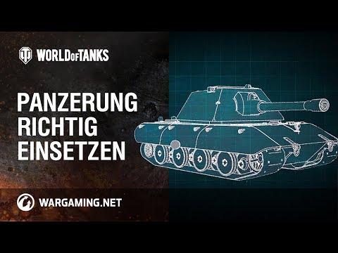 Panzerung richtig einsetzen [World of Tanks Deutsch]