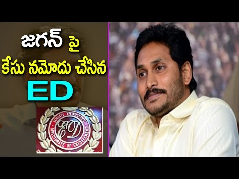 Enforcement Director raids on Y.S Jagan's Suitcase Company - Latest Political News