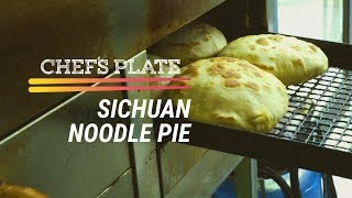 A Spicy Sichuan Noodle Pie (Chef's Plate Ep. 19)